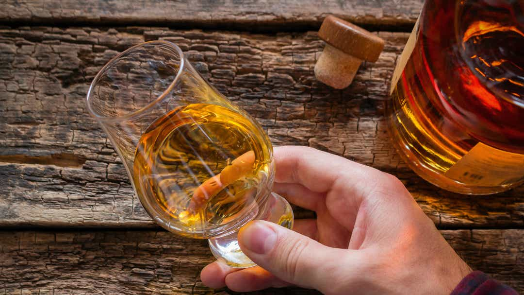 Make money by investing in whisky, consulting firm Knight Frank says