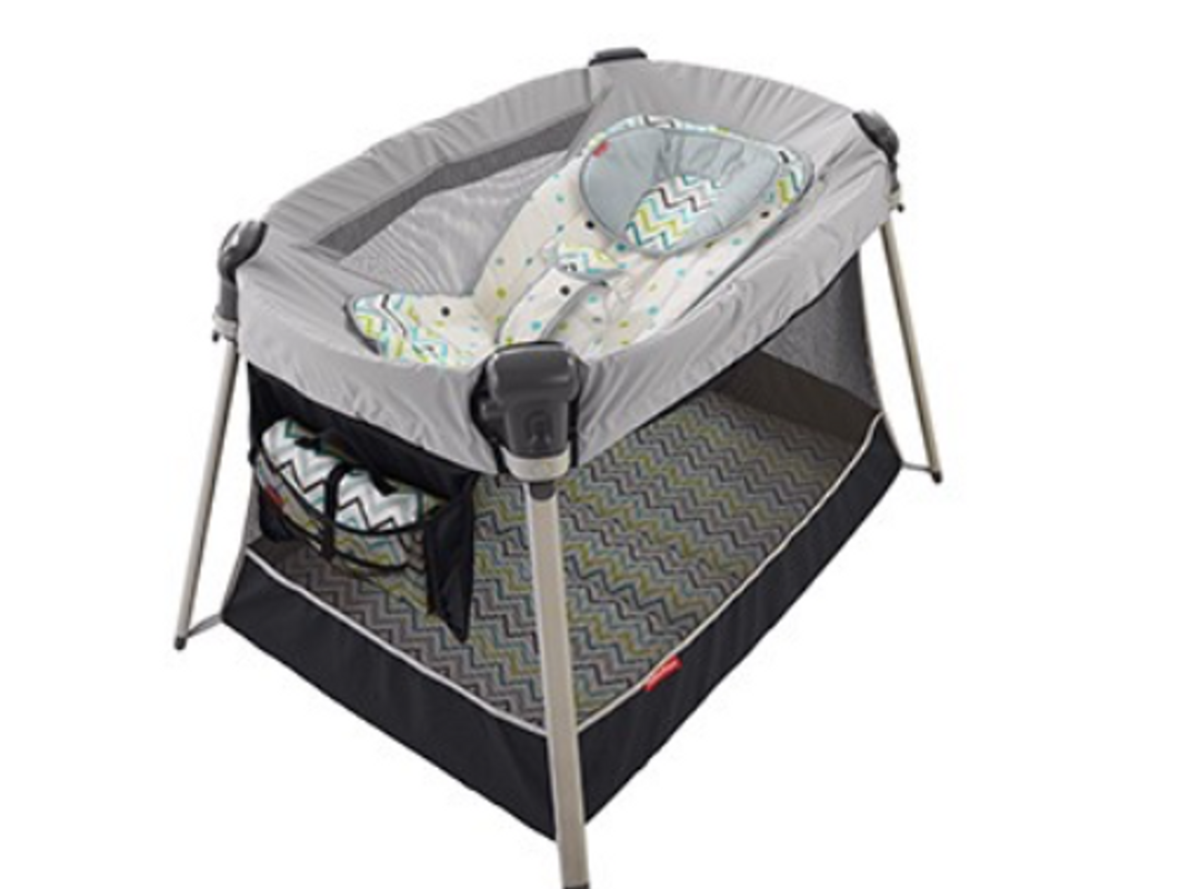 More sleepers recalled after Rock 'n Play deaths
