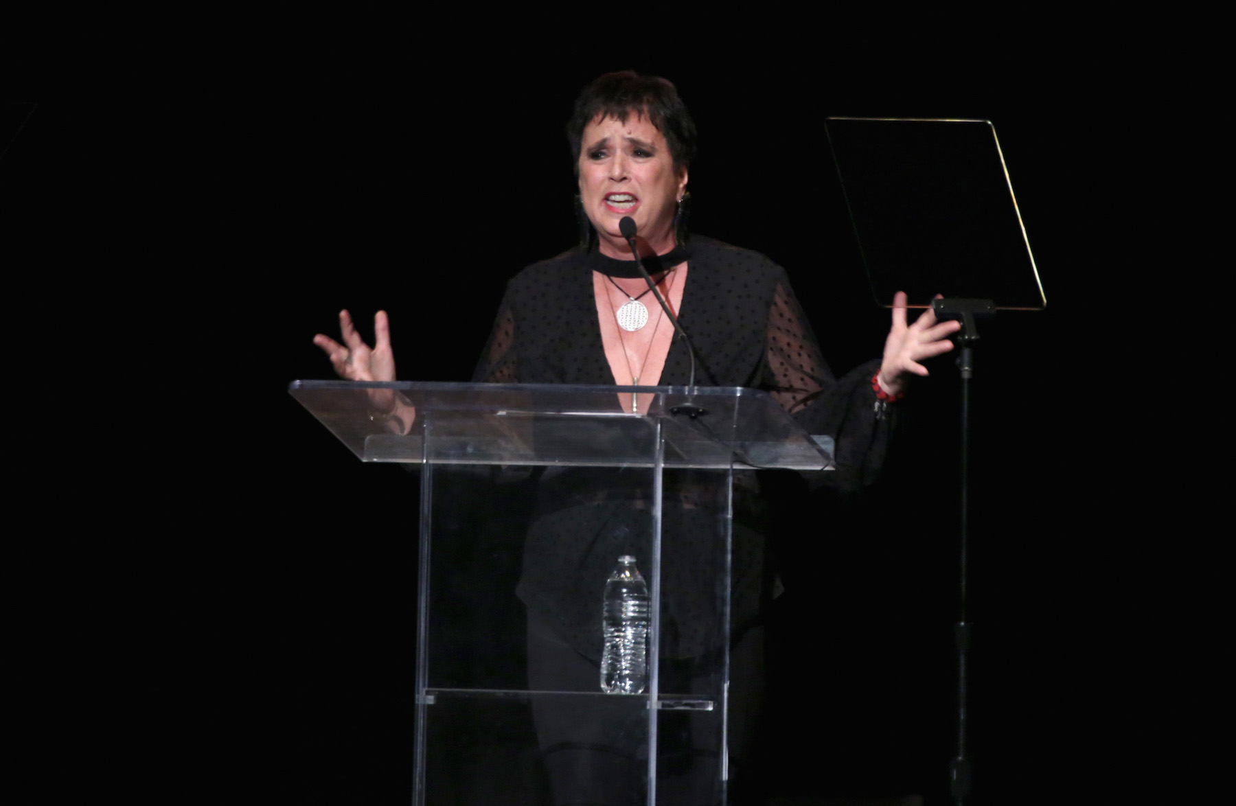 Playwright Eve Ensler Is Recruiting Creatives for an 'Artistic Uprising' Against Immigrant Detention at the El Paso Border