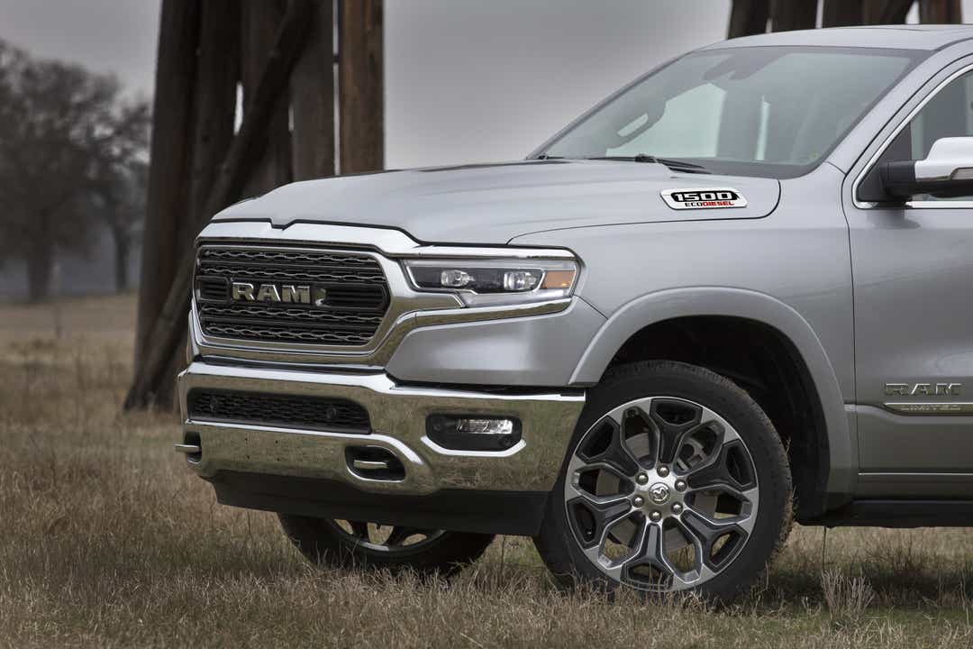Ram 1500 pickup for 2020 offers EcoDiesel, huge towing capacity