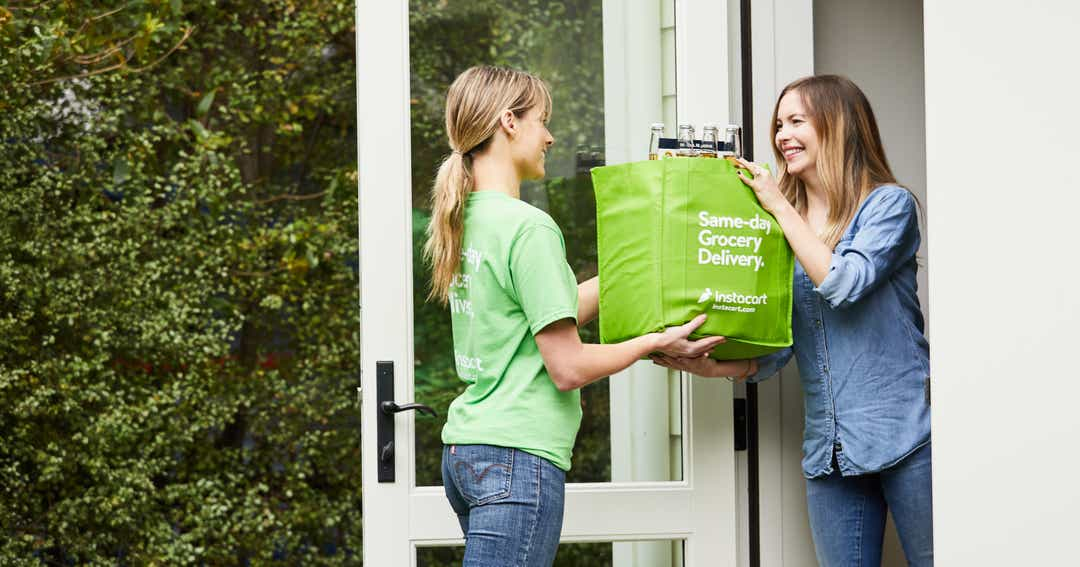 Sam's Club Instacart deliver wine, beer to your home