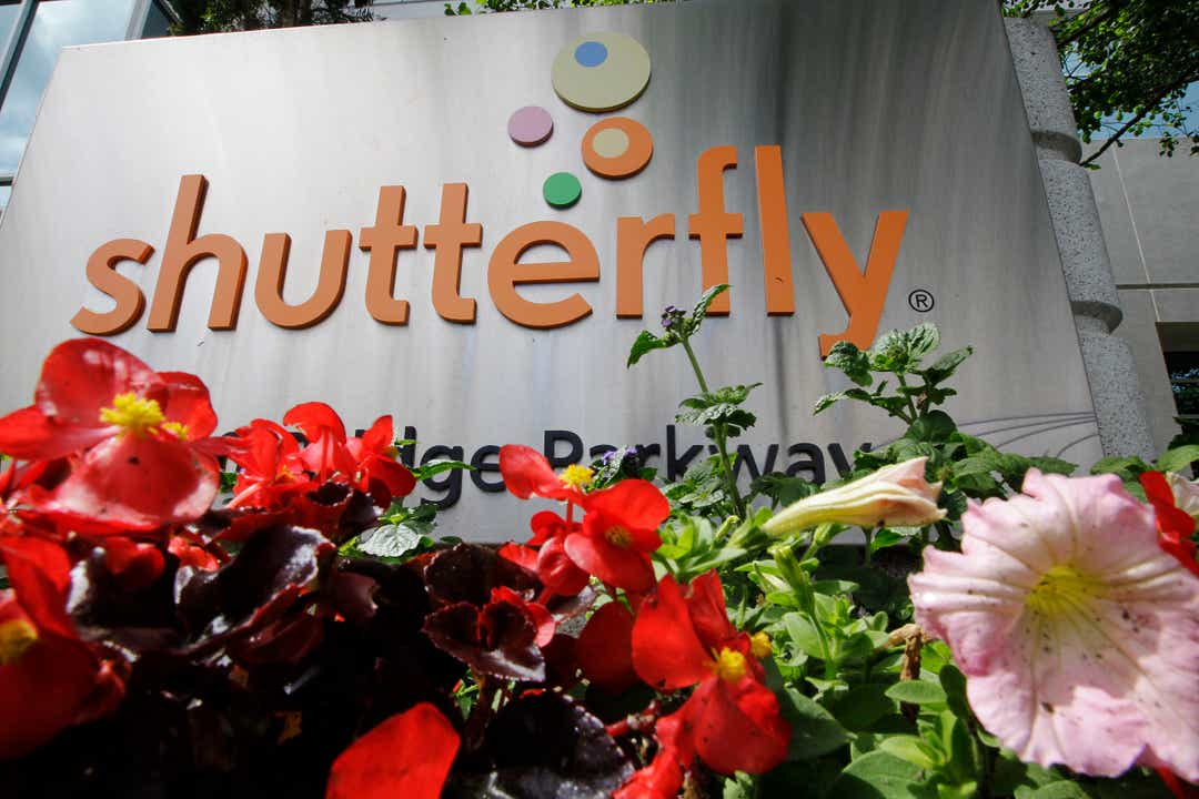 Shutterfly bought by Apollo Global Management for $1.74 billion