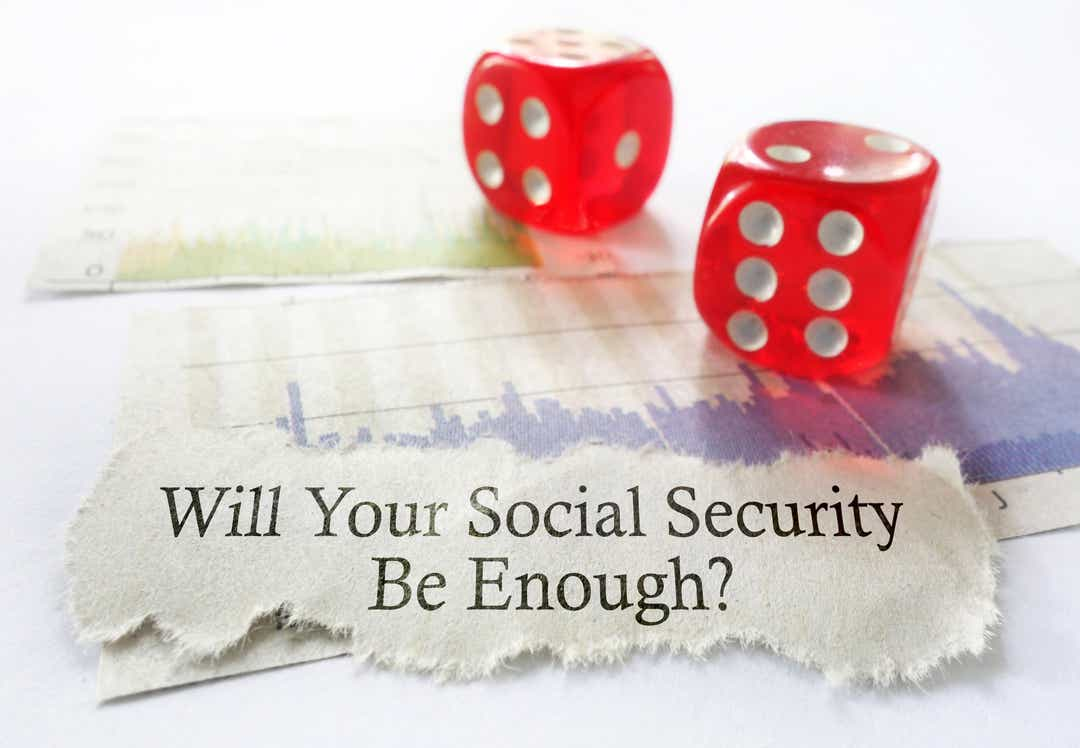Social Security reliance is nearing an all-time high, says the SSA