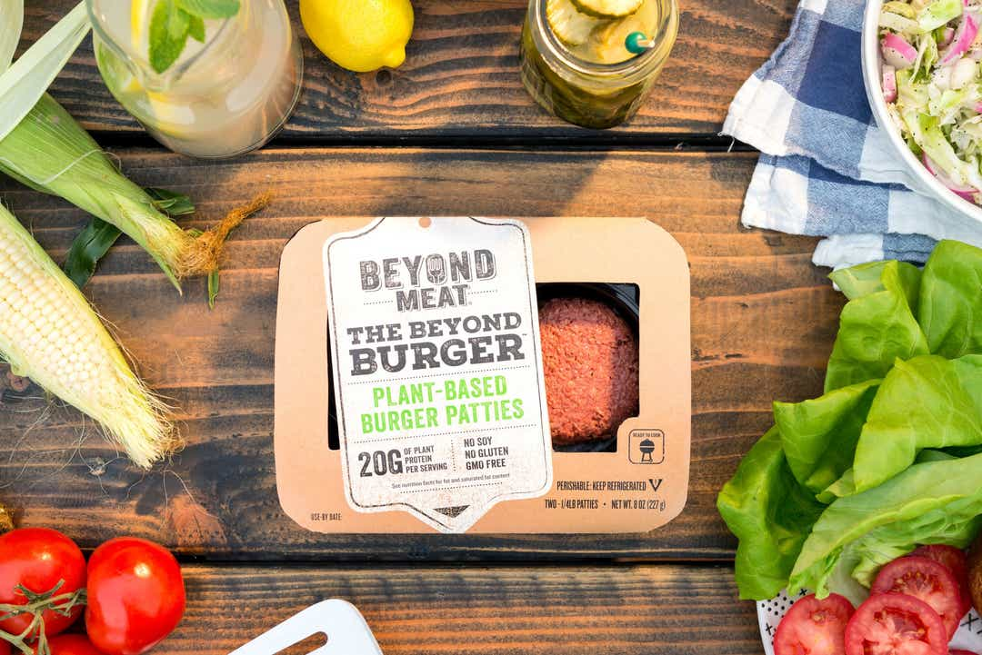 Tyson Foods unveils plant-based nuggets