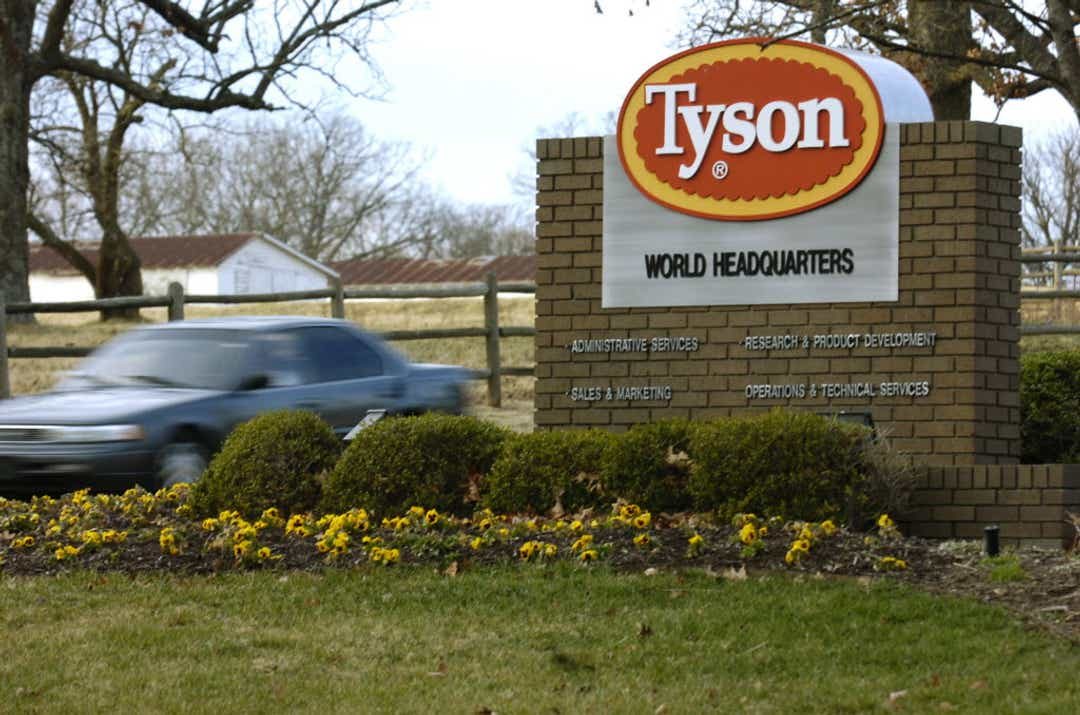 Tyson recalls chicken fritters over reports of plastic contamination