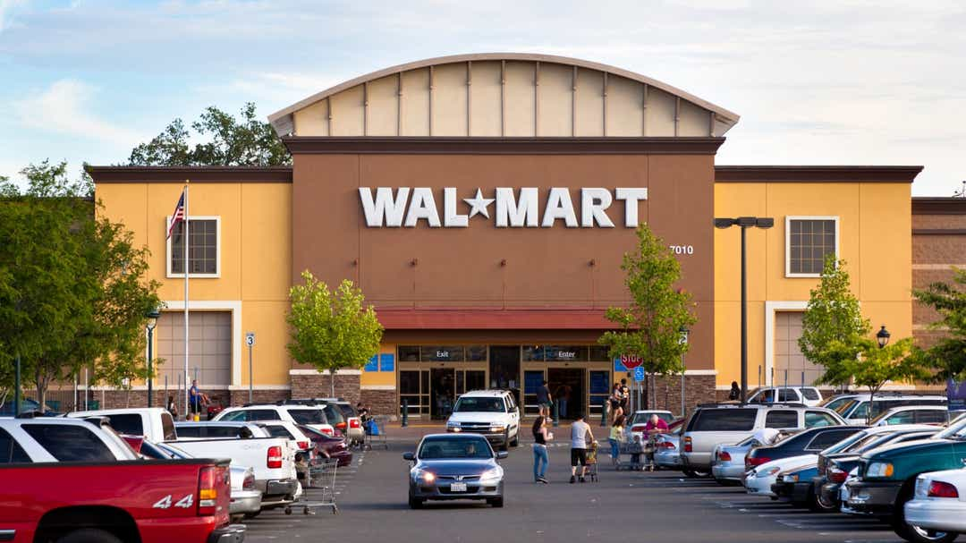 Walmart's helping more employees earn a degree for a a dollar a day