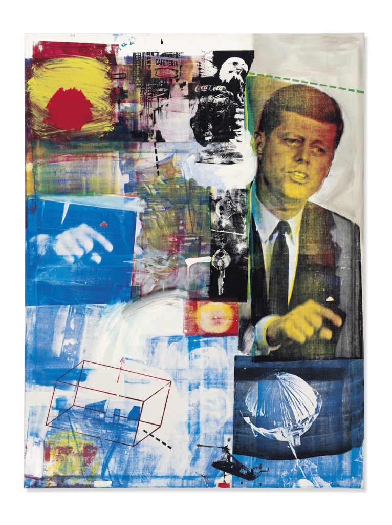 Was Alice Walton the Buyer of That Record $89 Million Rauschenberg Painting? + Other Stories
