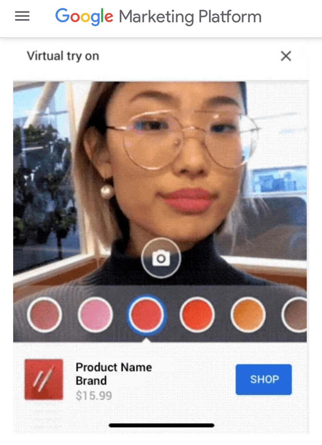YouTube's new AR tool lets you try on makeup while watching tutorials