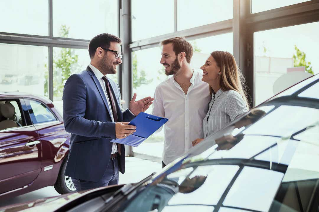 shop for a loan before committing to a purchase