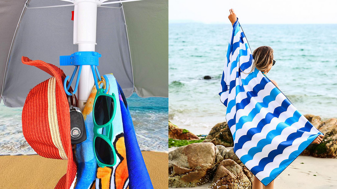 10 Amazon products that will improve your summer beach trips