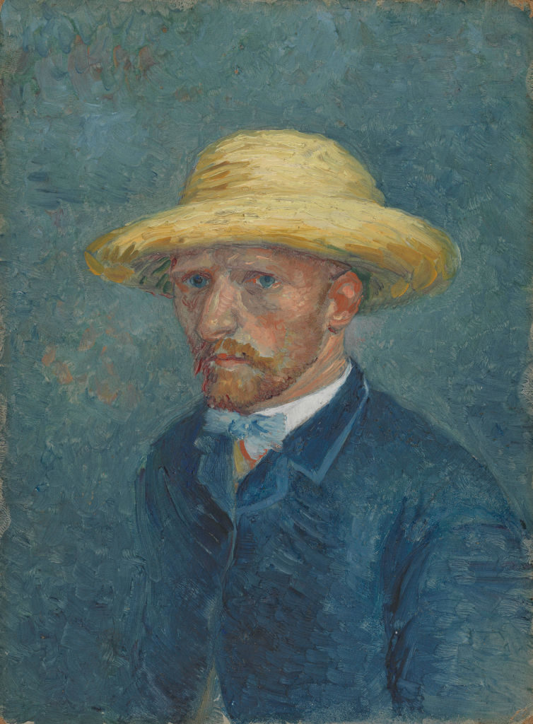 Portrait of Theo van Gogh, 1887. Found in the collection of Van Gogh Museum, Amsterdam. (Photo by Fine Art Images/Heritage Images/Getty Images)