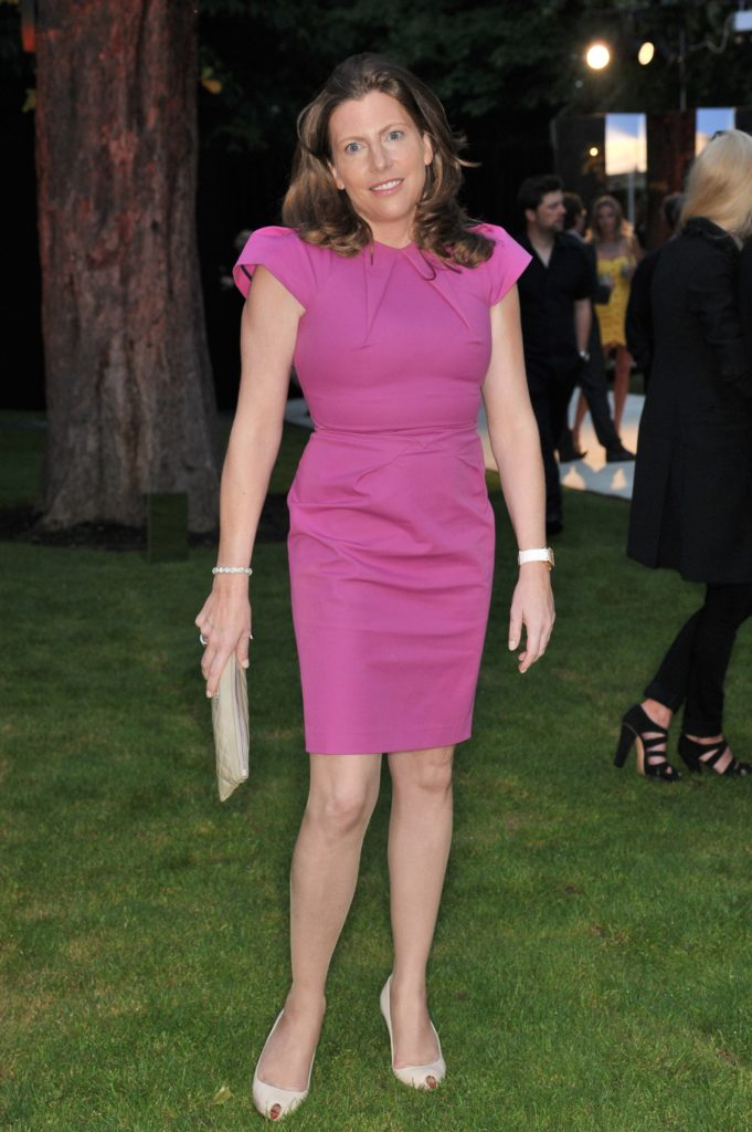 Helen MacIntyre attends the Serpentine summer party at the Serpentine Gallery on June 28, 2011 in London, England. Photo by Nick Harvey/WireImage.