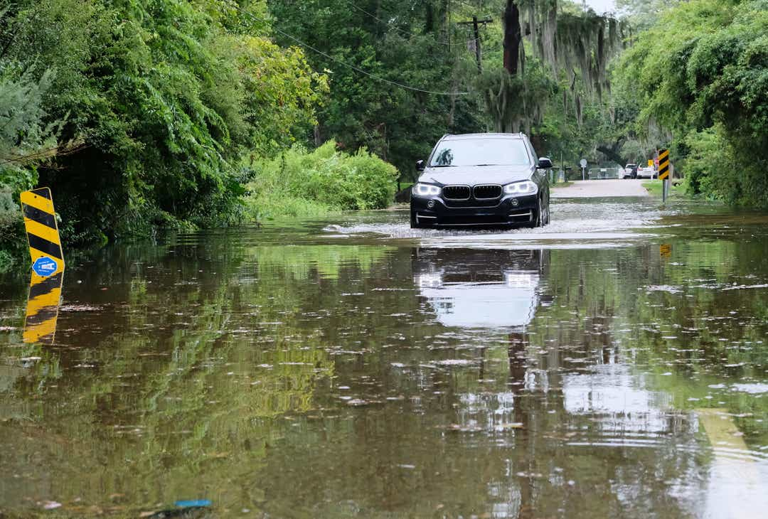 AAA says know how to escape your car if it floods