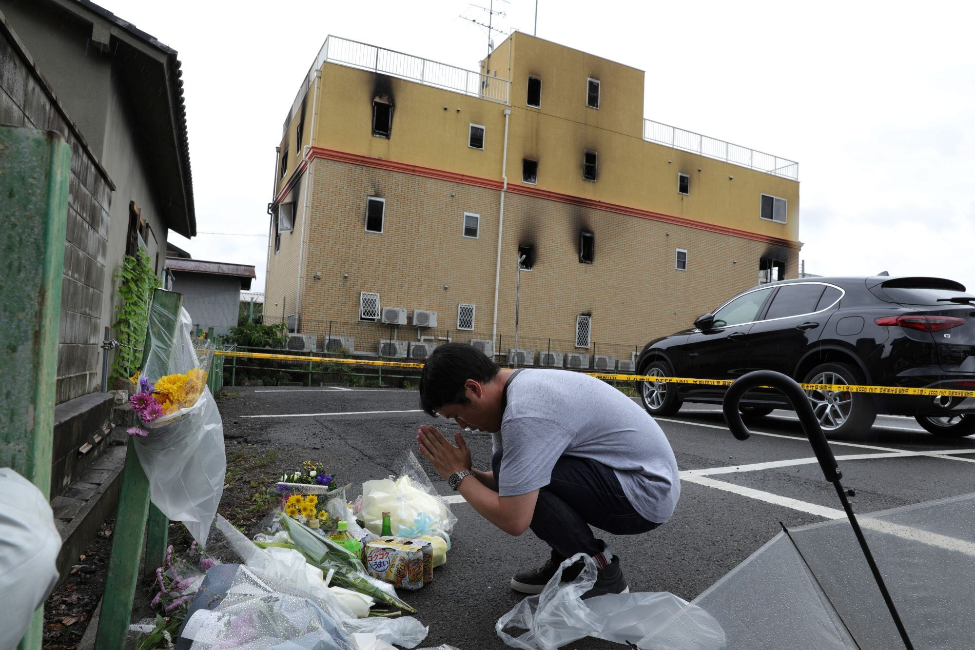 After a Deadly Attack at a Kyoto Anime Studio, Donors Pledge More Than $1 Million to Support the Artist Victims and Their Families