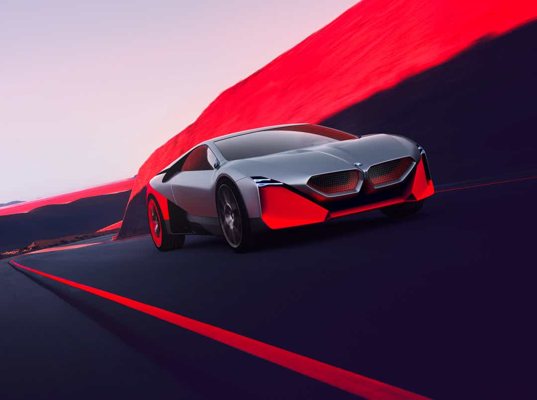 BMW concept car has engine sound created by Hollywood's Hans Zimmer
