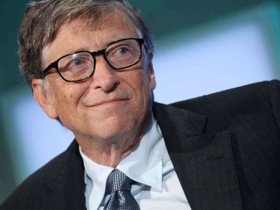 Bill Gates overtaken as the world's second-richest person