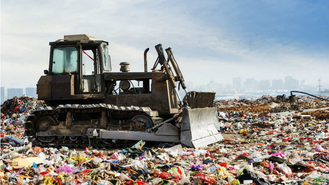 Canada produces most waste in the World, United States ranks third