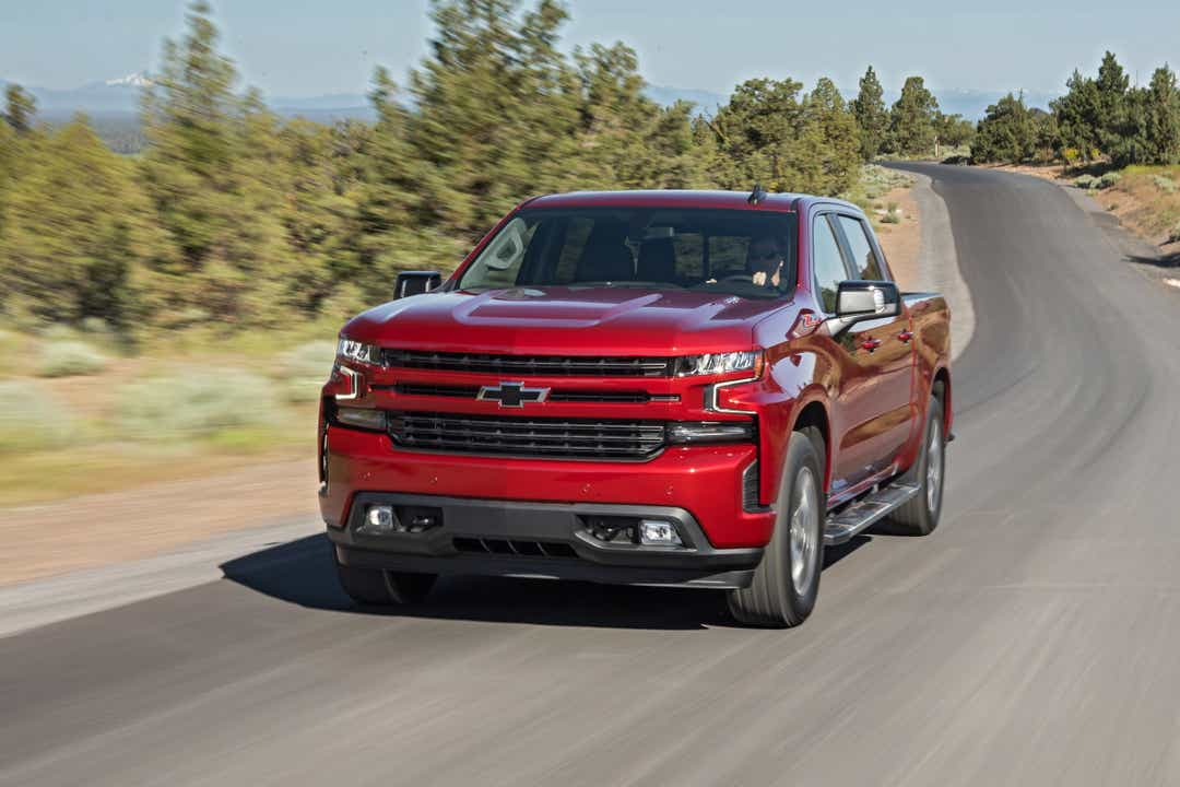 Chevy Silverado 1500 diesel pickup takes fuel economy crown
