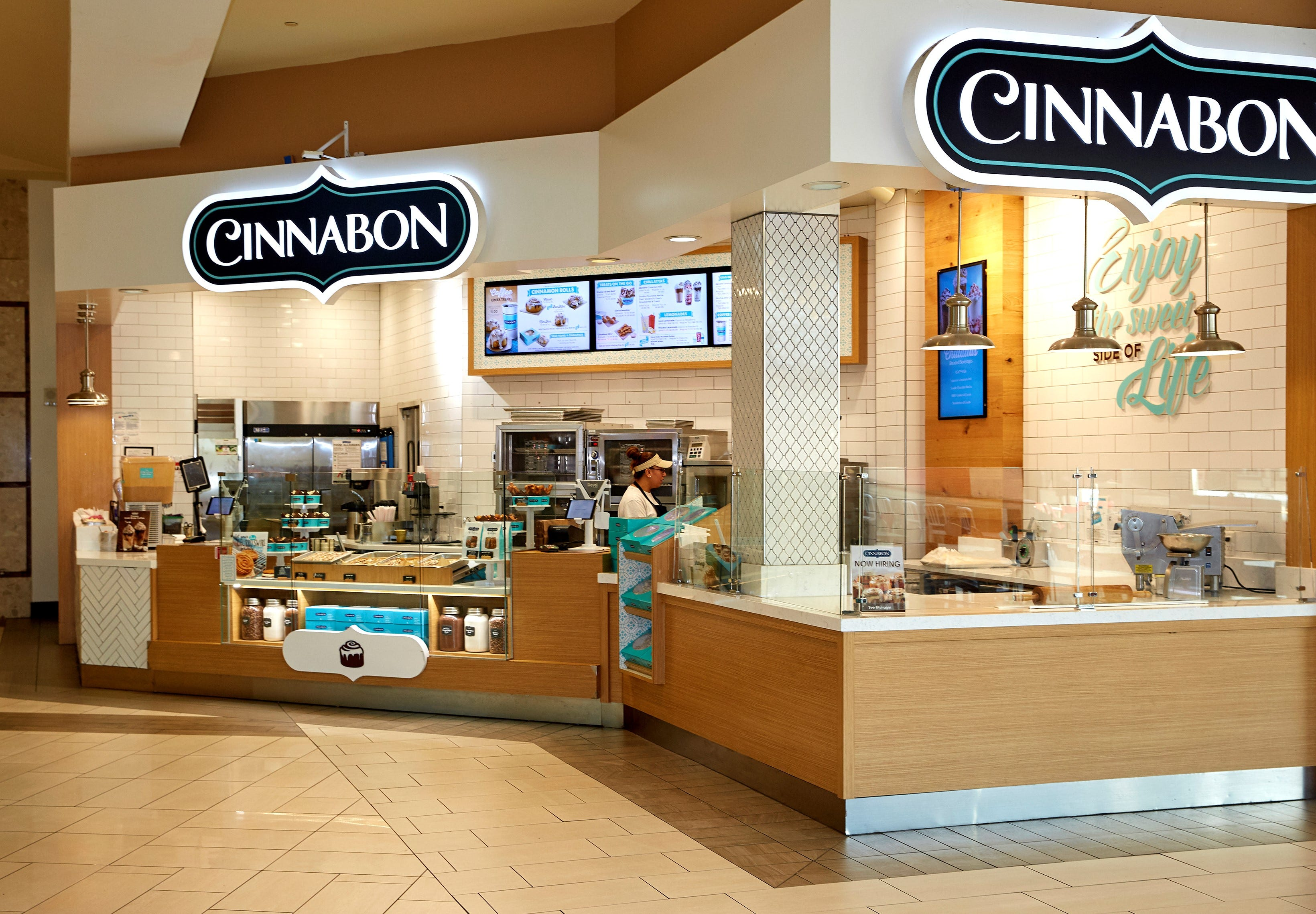 Cinnabon, Pilot Flying J have freebie July 20