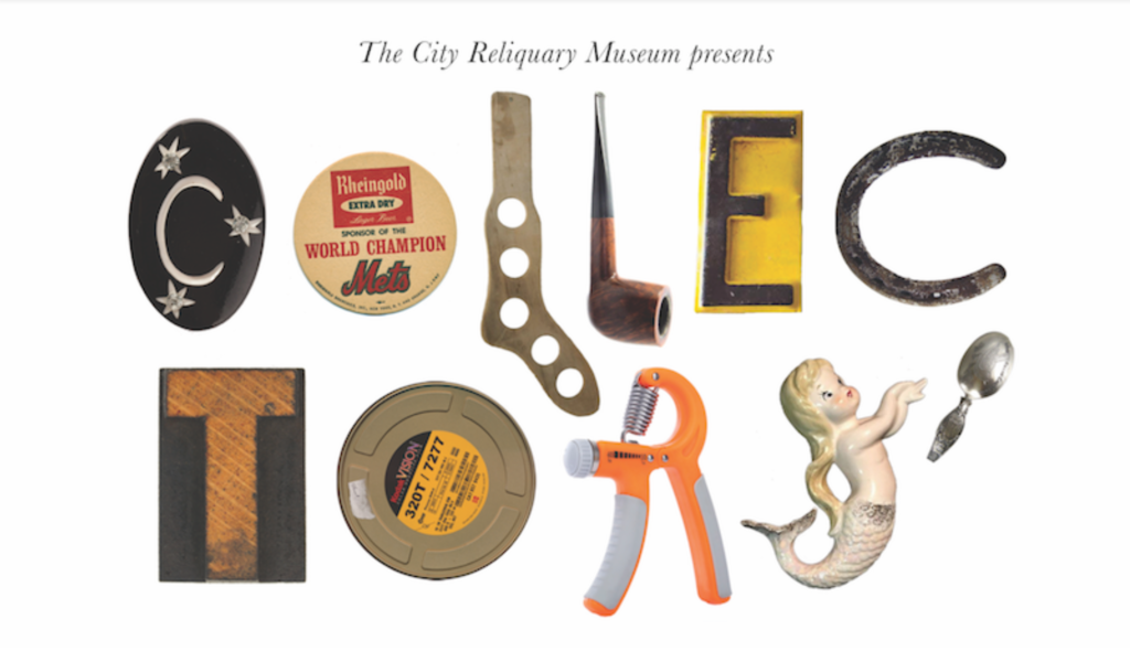 The City Reliquary Presents: Collectors' Night 2019. Image courtesy of the City Reliquary.
