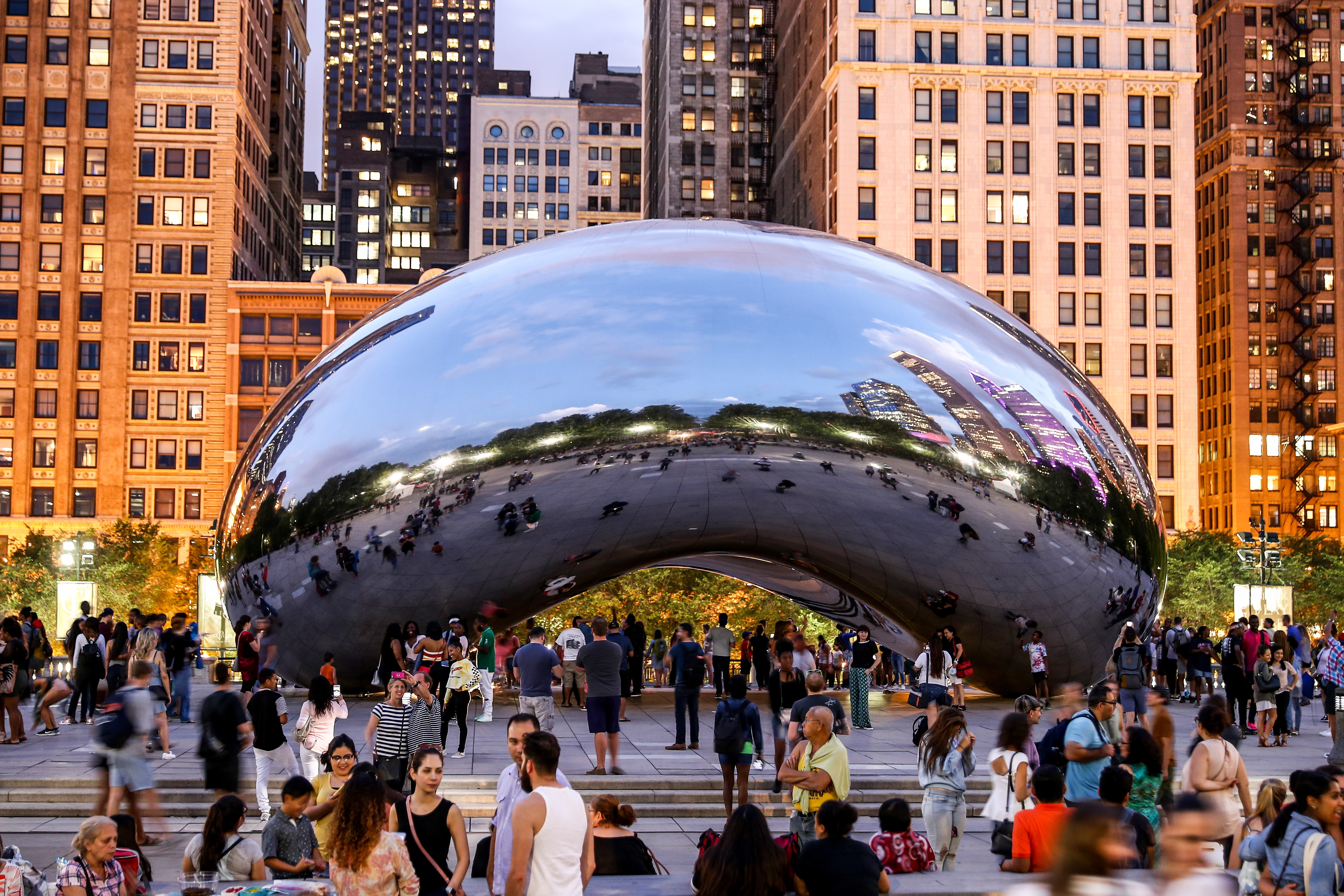From a Possible Video of Banksy to the Vandalization of Chicago's Iconic Bean: The Best and Worst of the Art World This Week