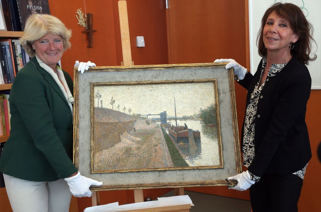 Germany Hands Back the Sixth Nazi-Looted Painting Found in the Gurlitt Trove to Its Rightful Heirs