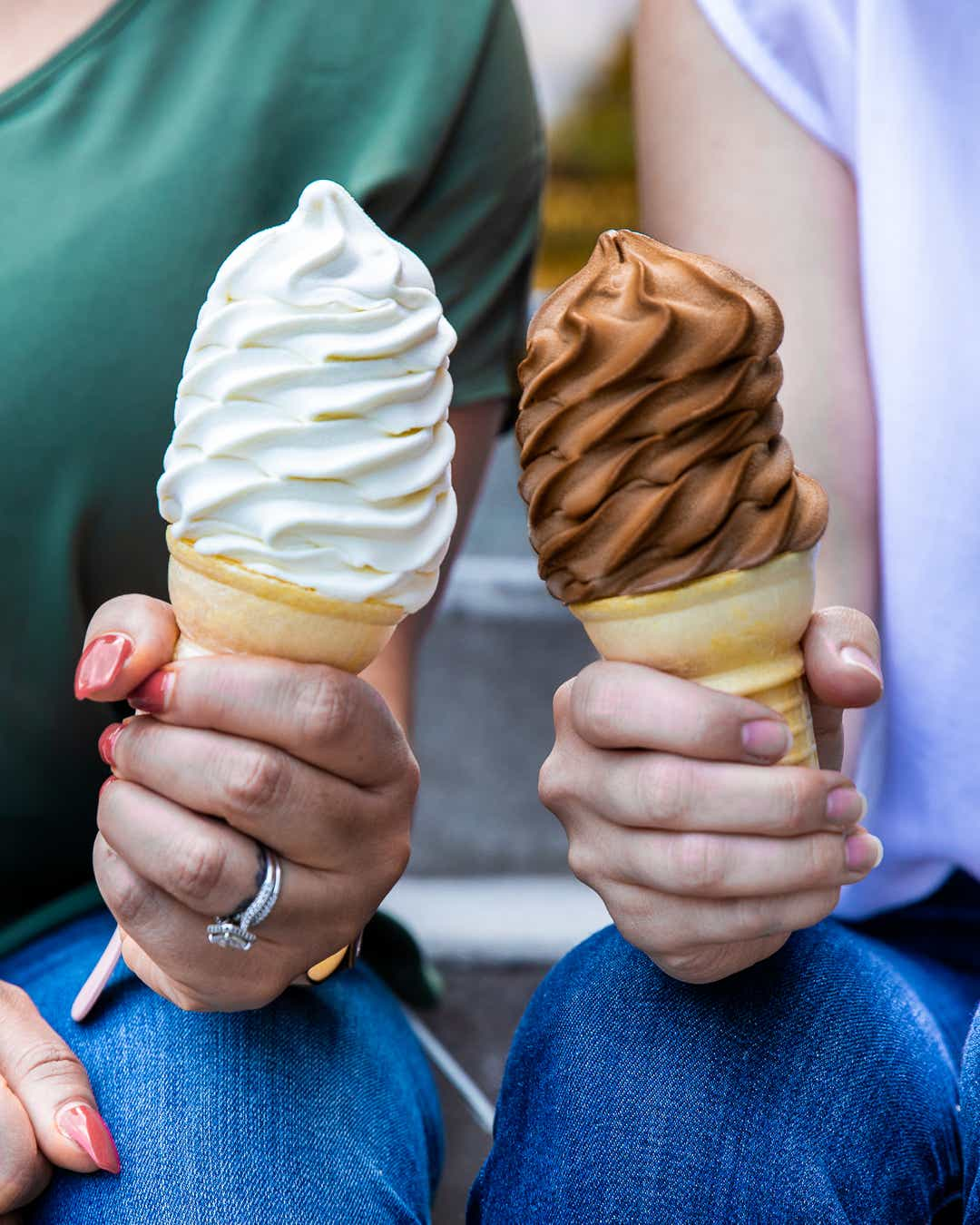 Get free ice cream and deals July 21