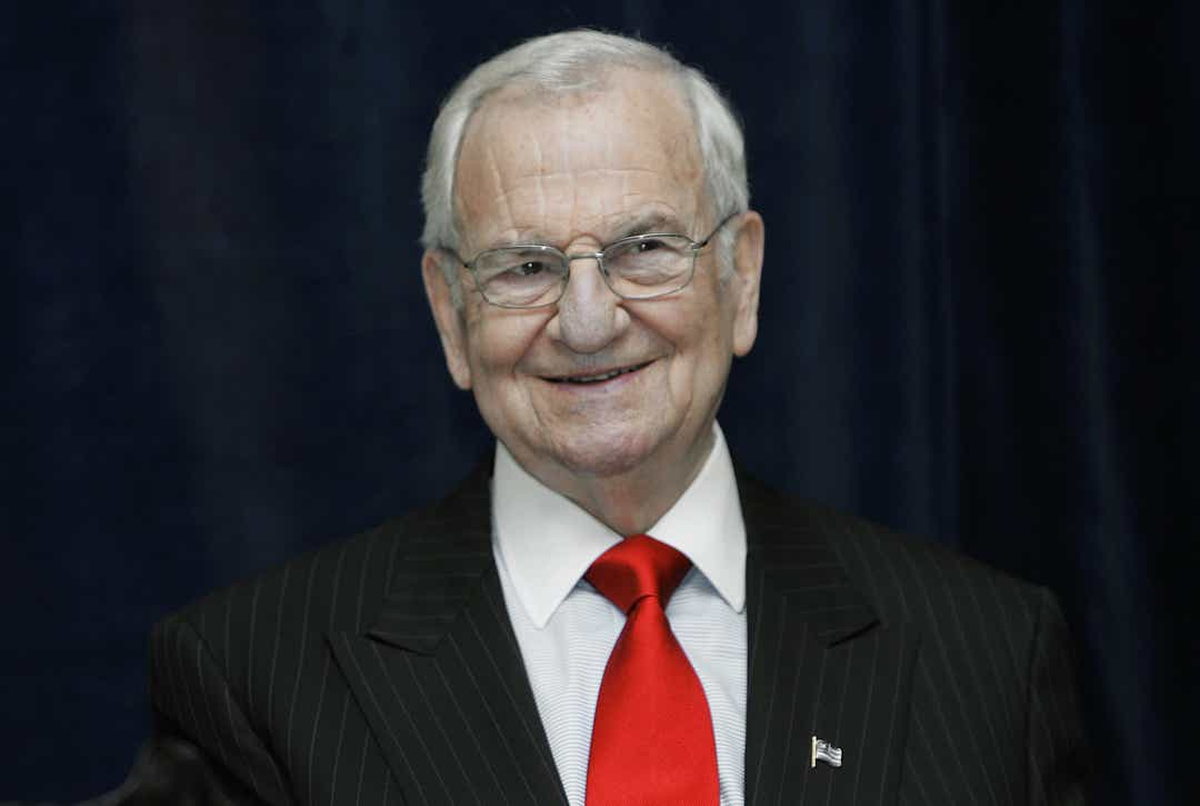 Lee Iacocca, auto industry legend, dies at 94