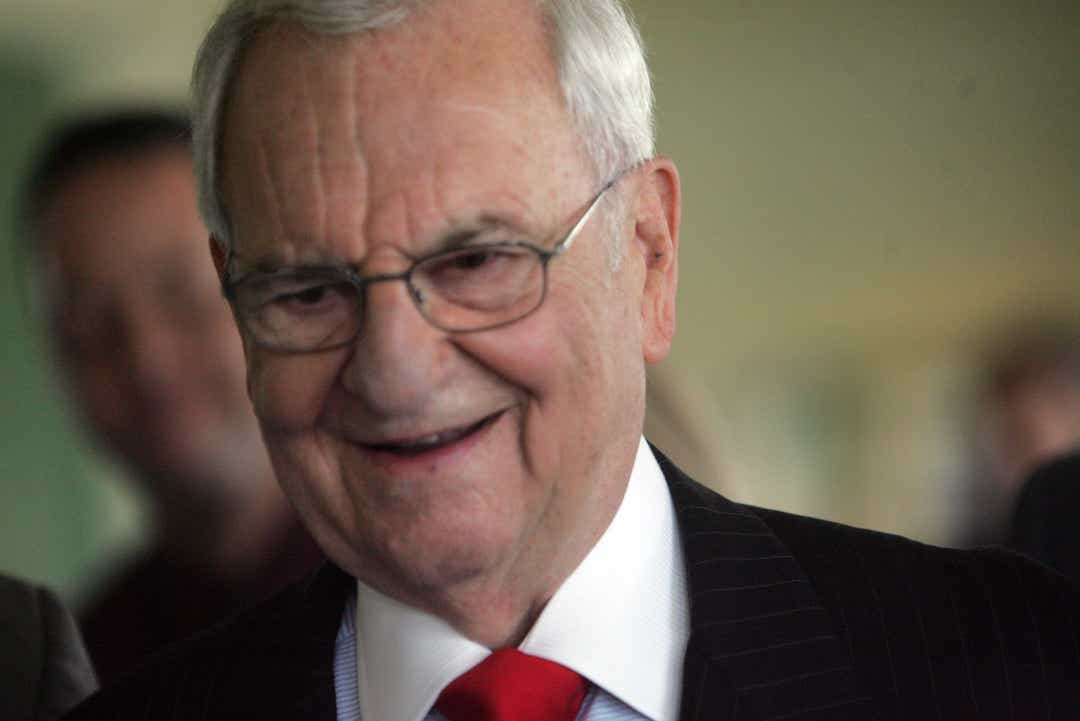 Lee Iacocca's funeral set for this week