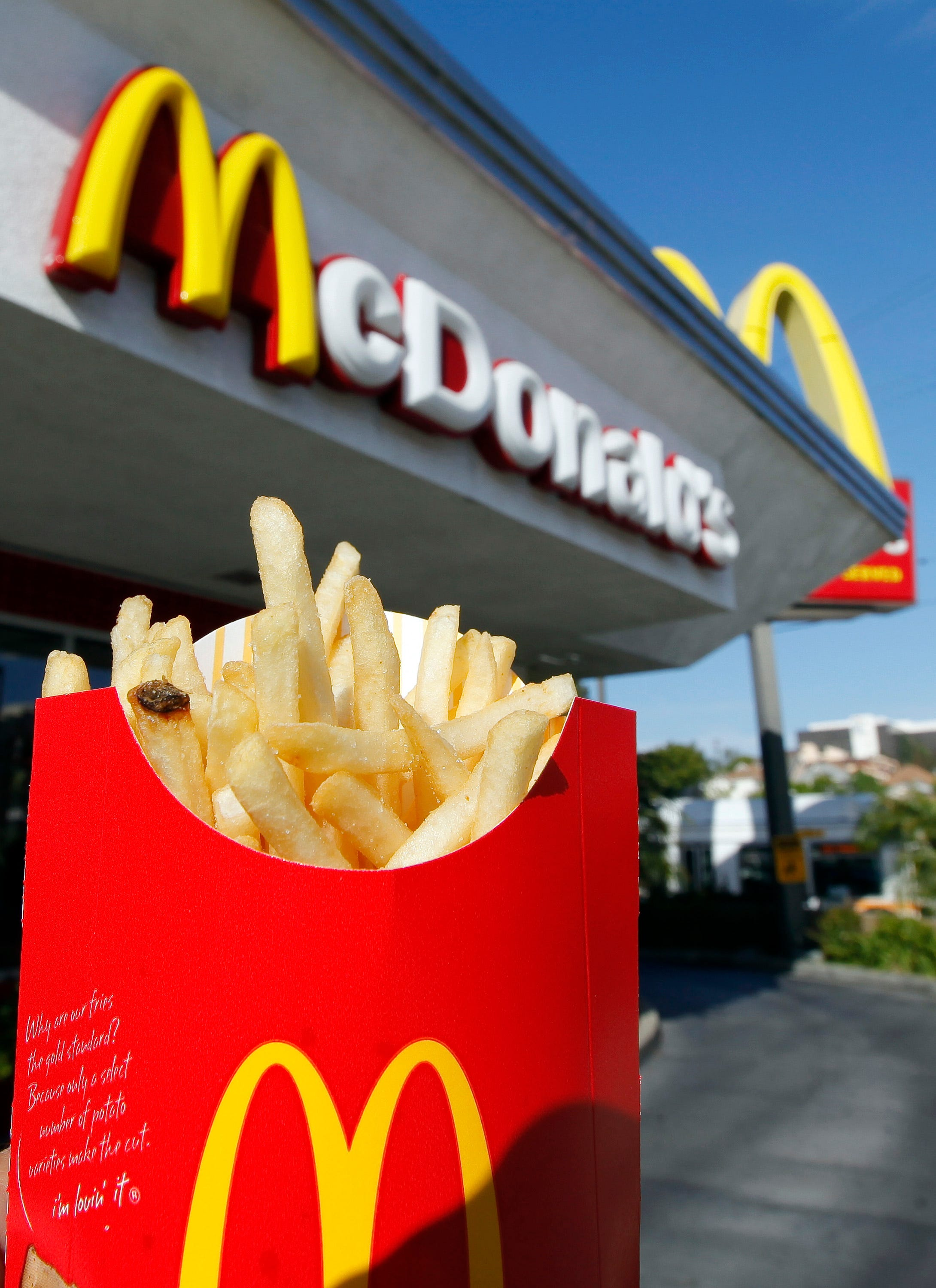 McDonald's CEO Stephen Easterbrook paid $15.9 million in 2018