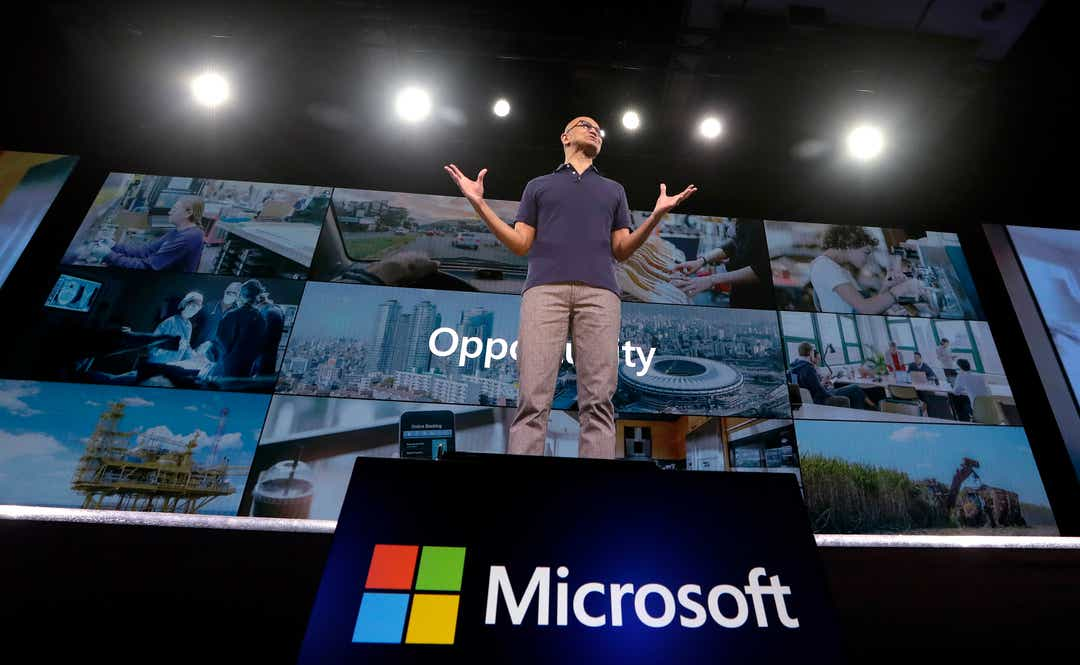 Microsoft (MSFT) earnings report, 2nd quarter: Stock up afterhours