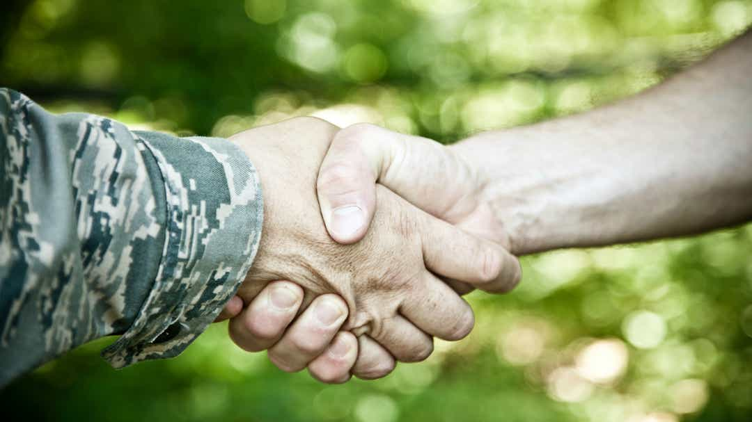 Military is the public institution Americans trust more than any other