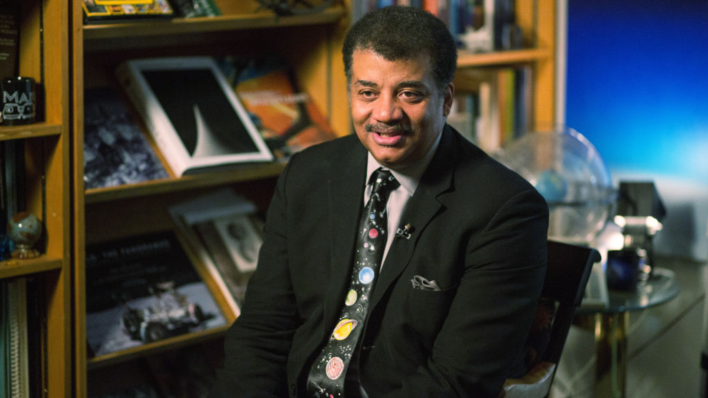 Neil deGrasse Tyson Will Keep His Museum Job After a Sexual-Misconduct Investigation + Other Stories