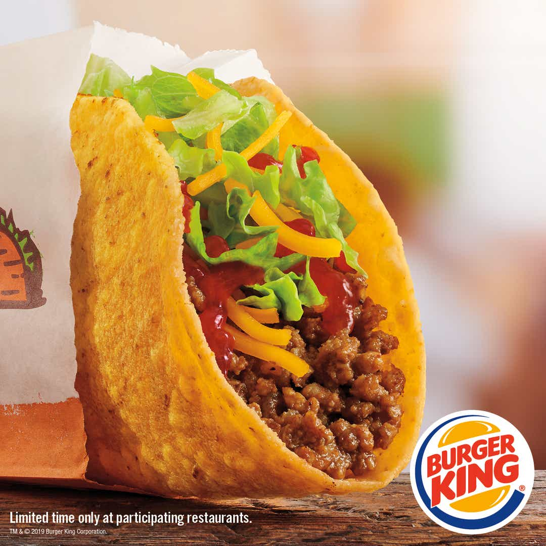 New $1 Crispy Taco now available nationwide