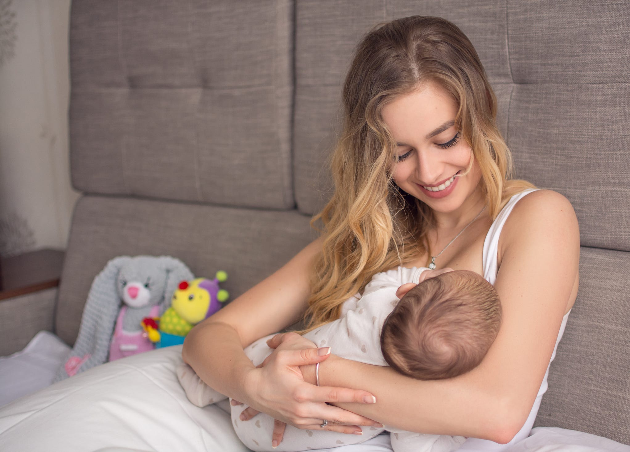 Nursing mothers are selling, donating breast milk in Facebook groups