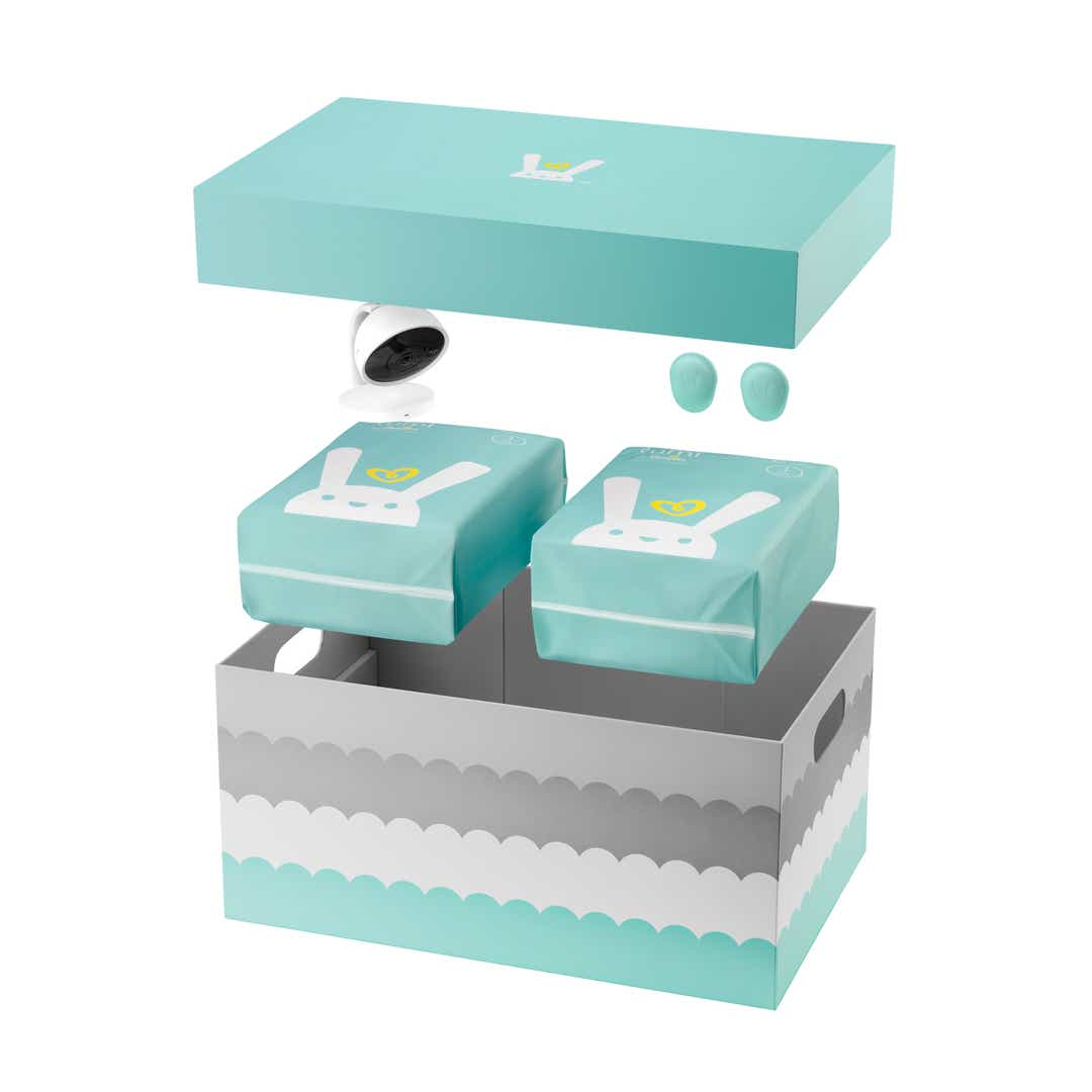 Pampers unveils new Lumi monitoring system for newborns