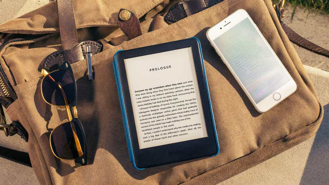 Save on the best Kindles and bestselling books