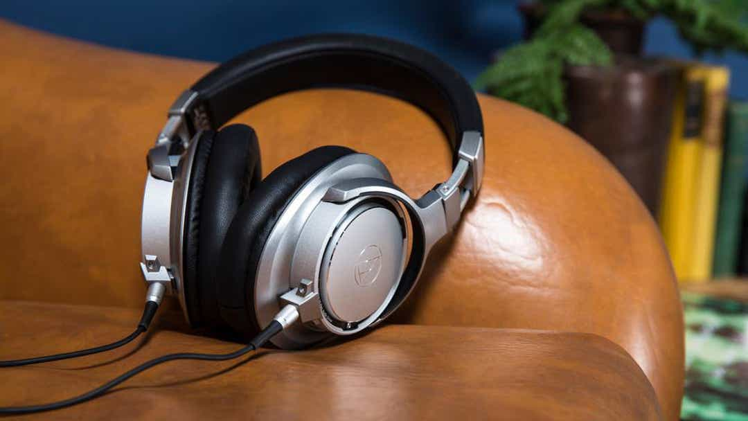 The Audio-Technica ATH-SR9 headphones are at their lowest price ever