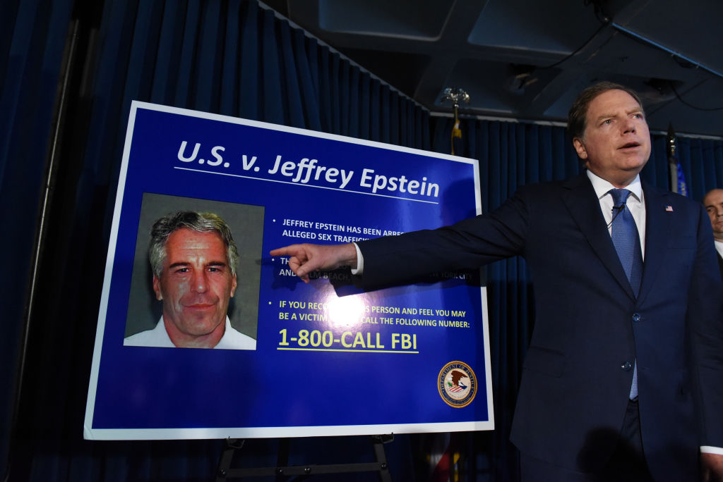 The Feds Are Investigating Jeffrey Epstein's Hair-Raising Art Collection + Other Stories