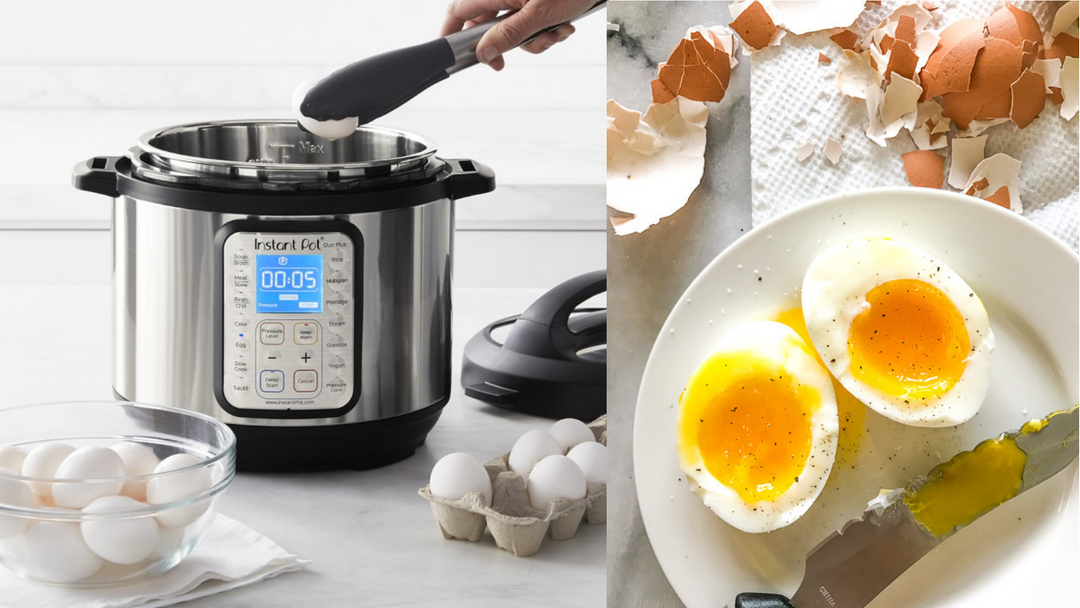 The Instant Pot Duo Plus 60 9 In 1 Is On Sale Early For Prime Day