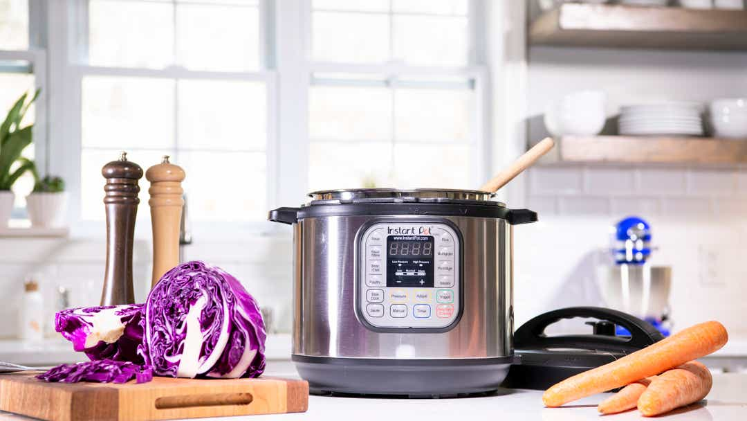 The Instant Pot DUO60 6 Qt 7-in-1 is back down to an affordable price
