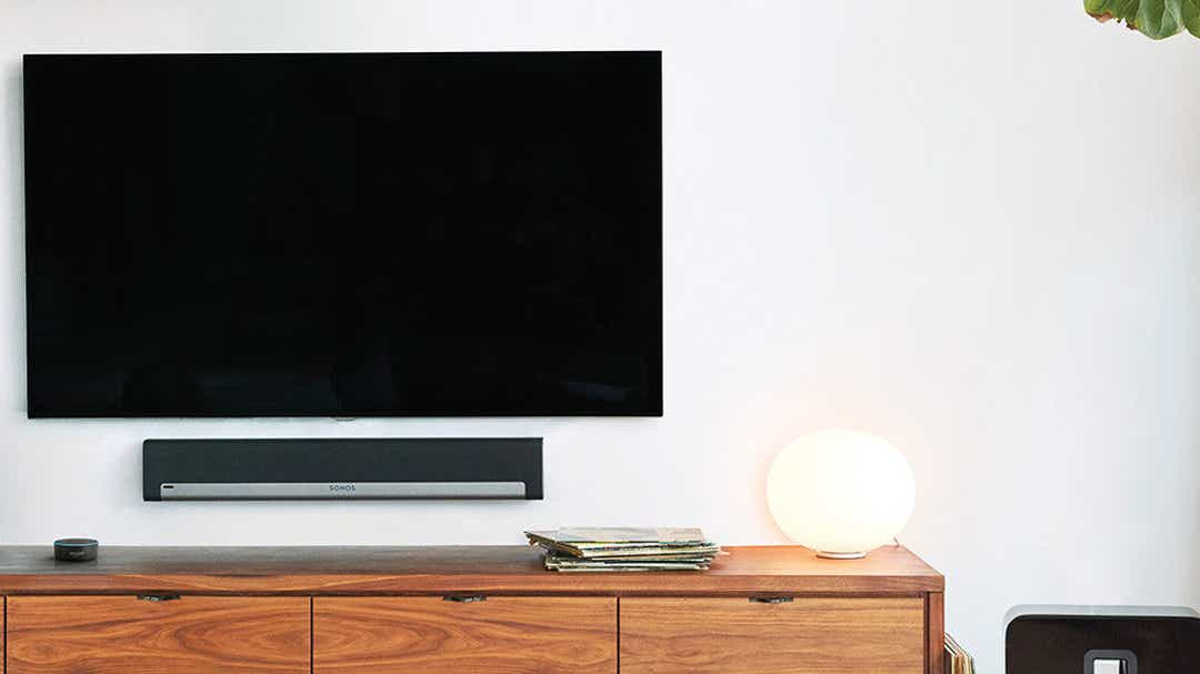 The Sonos Playbar is currently on sale