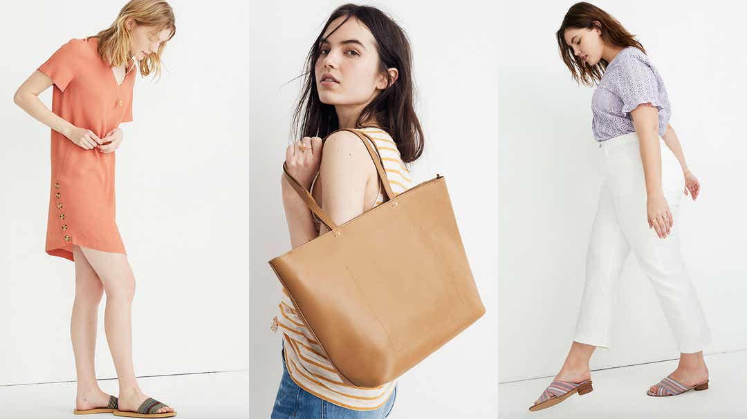 The best things to buy during Madewell's big summer sale