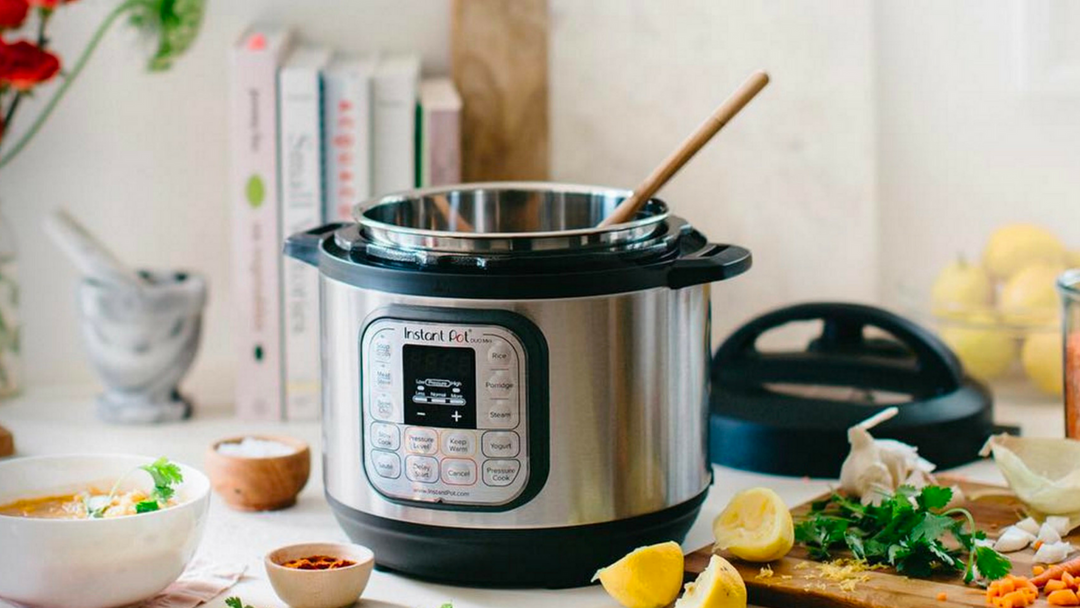 The popular Instant Pot DUO60 7-in-1 is at its lowest price ever