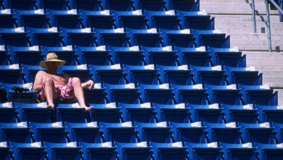These sports teams are running out of fans