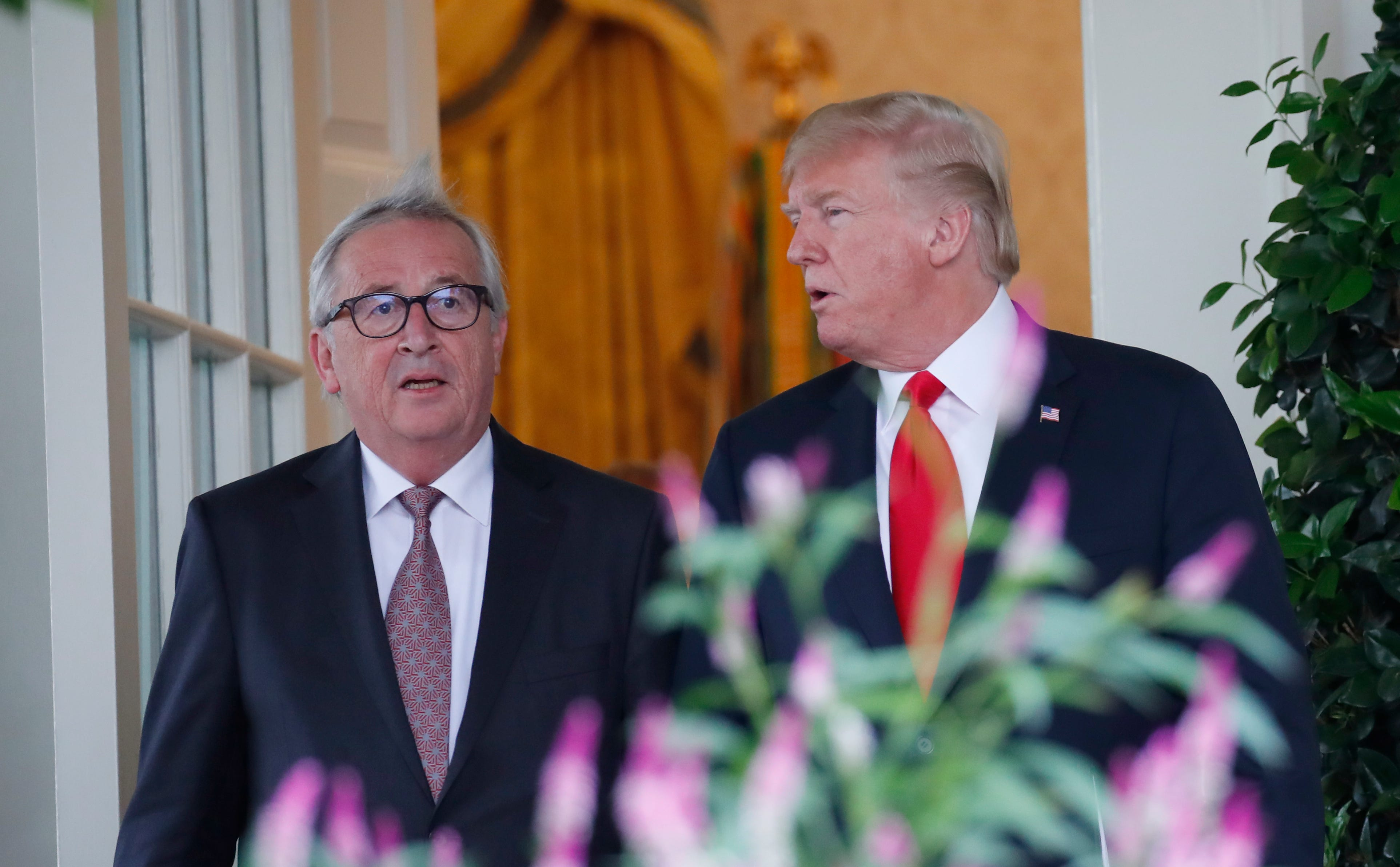 US proposing more tariffs in ongoing dispute with European Union