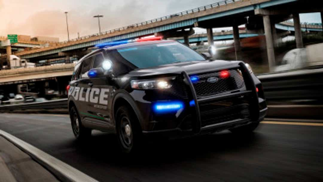 What upgrades do cop cars get?
