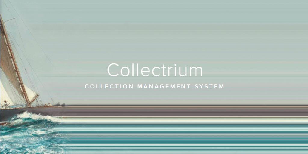 The Collectrium website.