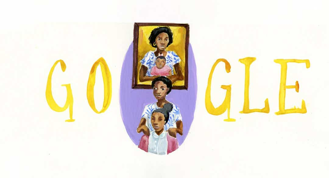 Doodle for Google winner honors her mother in company's latest logo