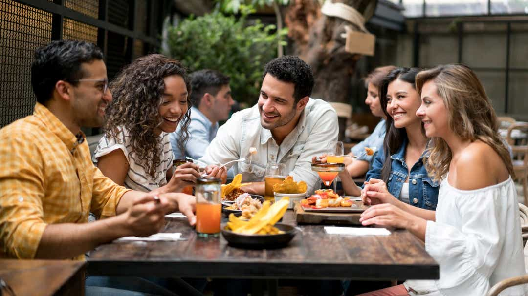 Millennial eating decisions: healthy, convenience, social elements